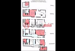 英国英格兰伦敦的房产,1 Lygon Pl, Belgravia,编号36279016