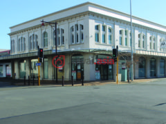 新西兰因弗卡吉尔总占地1320平方米的商业地产