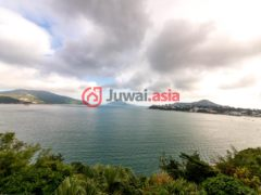 居外网在售香港5卧5卫的房产总占地298平方米USD 25,600,000