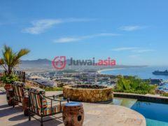 居外网在售墨西哥圣卢卡斯9卧9卫的房产总占地2340平方米USD 10,700,000
