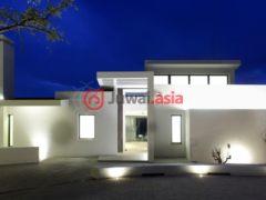 居外网在售西班牙4卧4卫的新建房产总占地3375平方米