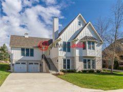 居外网在售美国印第安纳波利斯3卧4卫的房产总占地890平方米USD 738,500