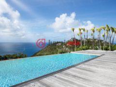 居外网在售圣巴泰勒米岛5卧5卫的房产总占地11560平方米USD 20,800,000