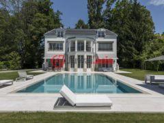 居外网在售瑞士科隆日-贝勒里夫5卧的房产总占地2700平方米