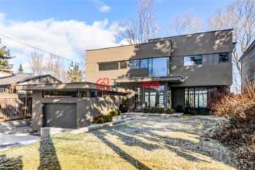 加拿大房产房价_安大略省房产房价_多伦多房产房价_居外网在售加拿大多伦多3卧3卫最近整修过的房产总占地680平方米CAD 2,499,000
