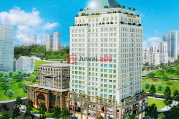 越南胡志明市总占地80平方米的商业地产