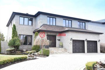 加拿大房产房价_魁北克房产房价_Dollard-des-Ormeaux房产房价_居外网在售加拿大Dollard-des-Ormeaux7卧6卫最近整修过的房产总占地771平方米CAD 1,188,000
