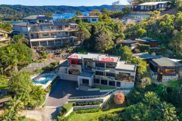 居外网在售澳大利亚5卧4卫特别设计建筑的房产总占地1195平方米