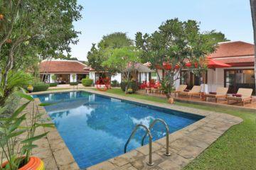 居外网在售泰国Bo Phut5卧5卫的房产总占地1650平方米USD 2,250,000