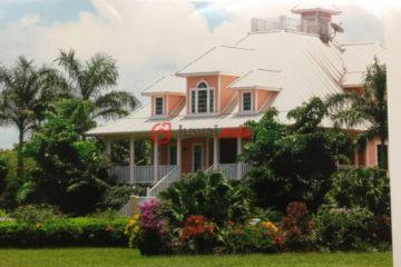居外网在售伯利兹4卧5卫特别设计建筑的房产总占地35735平方米USD 950,000