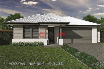 居外网在售澳大利亚4卧2卫新房的房产总占地500平方米AUD 1,188,888