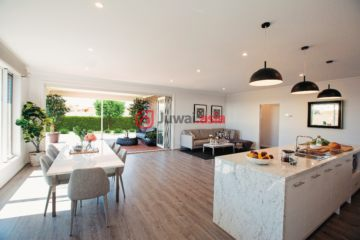 居外网在售澳大利亚4卧2卫特别设计建筑的新建房产总占地520平方米AUD 439,950起