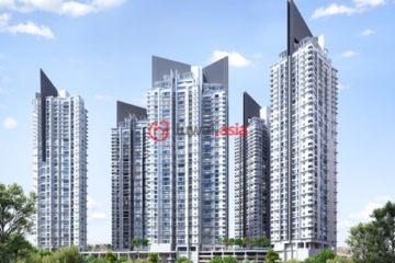 居外网在售马来西亚吉隆坡新开发的房产总占地102平方米MYR 1,209,749
