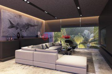 居外网在售泰国4卧5卫新开发的房产总占地490平方米THB 47,000,000