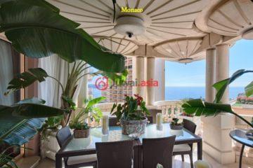 居外网在售摩纳哥3卧3卫曾经整修过的房产总占地317平方米EUR 14,000,000