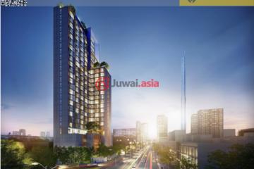 居外网在售泰国1卧1卫新开发的房产总占地2664平方米THB 6,015,600