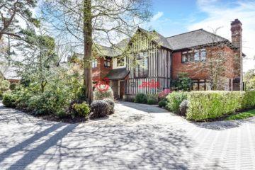 英国房产房价_英格兰房产房价_居外网在售英国4卧4卫曾经整修过的房产总占地4047平方米GBP 1,900,000