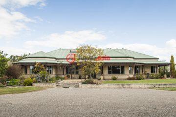 澳洲珀斯总占地306500平方米的乡郊地产