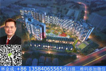 中星加坡房产房价_新加坡房产房价_居外网在售新加坡1卧1卫新开发的房产总占地27584平方米SGD 715,000