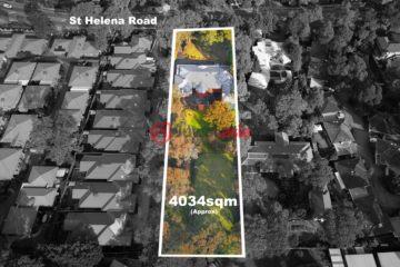 居外网在售澳大利亚墨尔本4卧2卫的房产总占地4034平方米