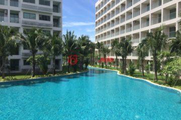 居外网在售泰国1卧1卫新房的房产总占地27平方米THB 1,459,000