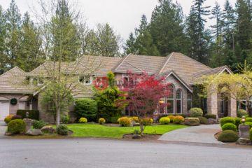居外网在售美国4卧4卫特别设计建筑的房产总占地4840平方米USD 2,499,000