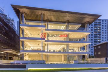 居外网在售澳大利亚4卧4卫特别设计建筑的房产总占地652平方米USD 14,000,000