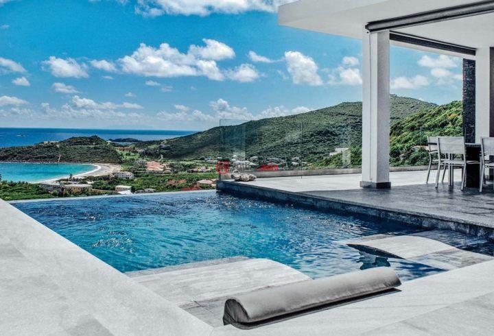 瓜德罗普岛3卧4卫特别设计建筑的房产