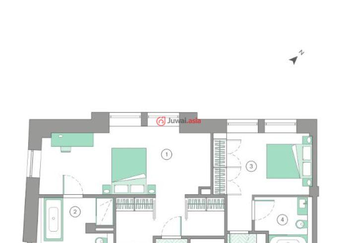 英国英格兰伦敦的房产,Sherwood Street,编号35909393