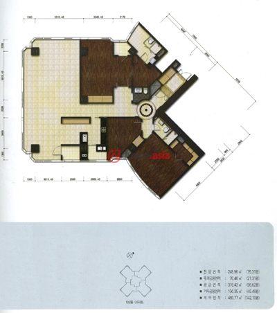 韩国首尔首尔的房产,109 Mapodaero,编号33287597