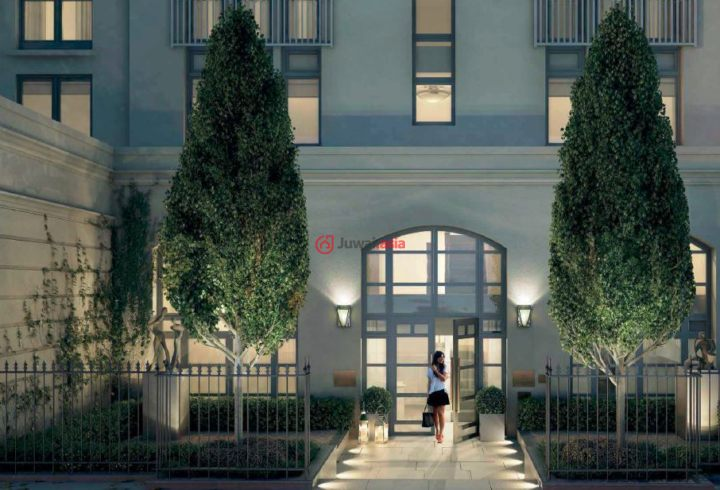 英国英格兰伦敦的房产,50 Kensington Gardens Square,编号31703675