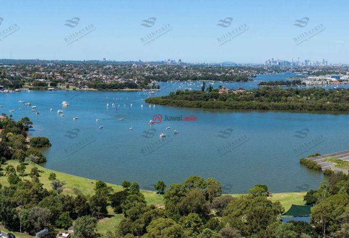 澳洲新南威尔士州悉尼3卧2卫新开发的房产