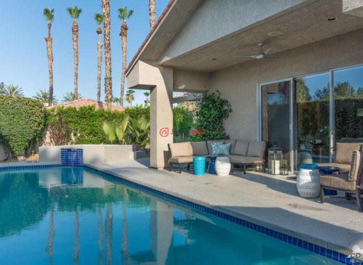 美国加州兰乔米拉奇的房产,1 MISSION PALMS WEST,编号32025679