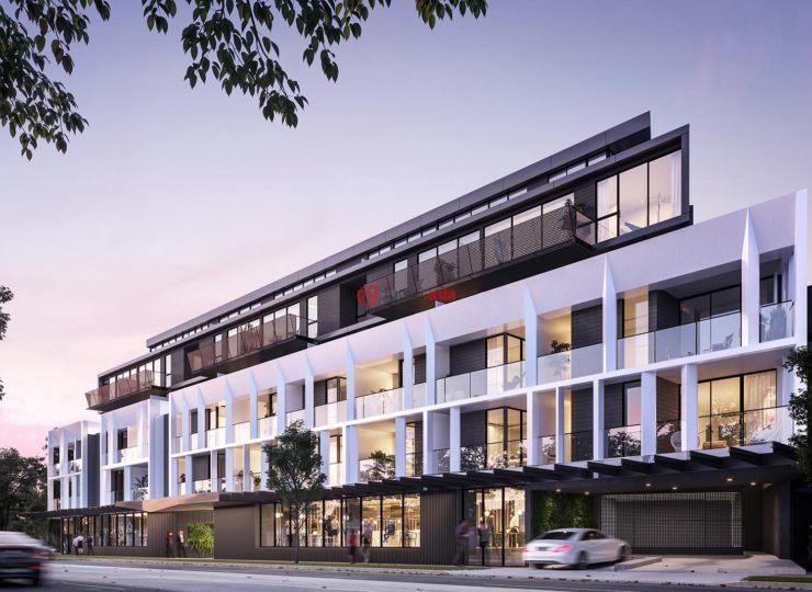 澳大利亚维多利亚州的房产,1240 Glen Huntly Road,编号31238479