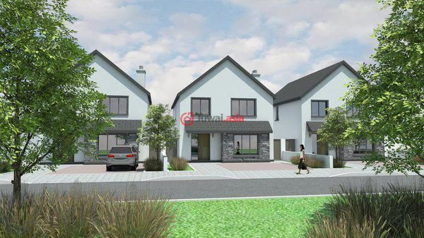 爱尔兰的房产,House Type B2 Glenmore Heights,编号37020504