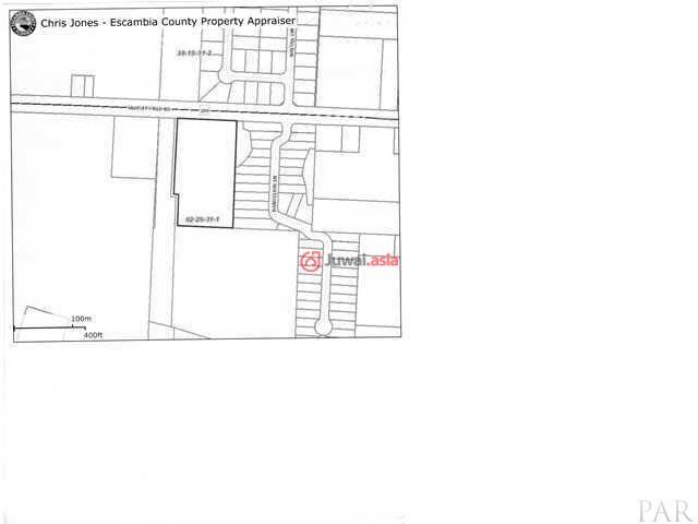 美国佛罗里达州彭萨科拉的房产,5635 saufley field rd,编号14264233